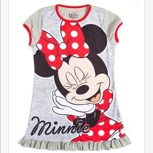 Minnie Sleep gown for girls